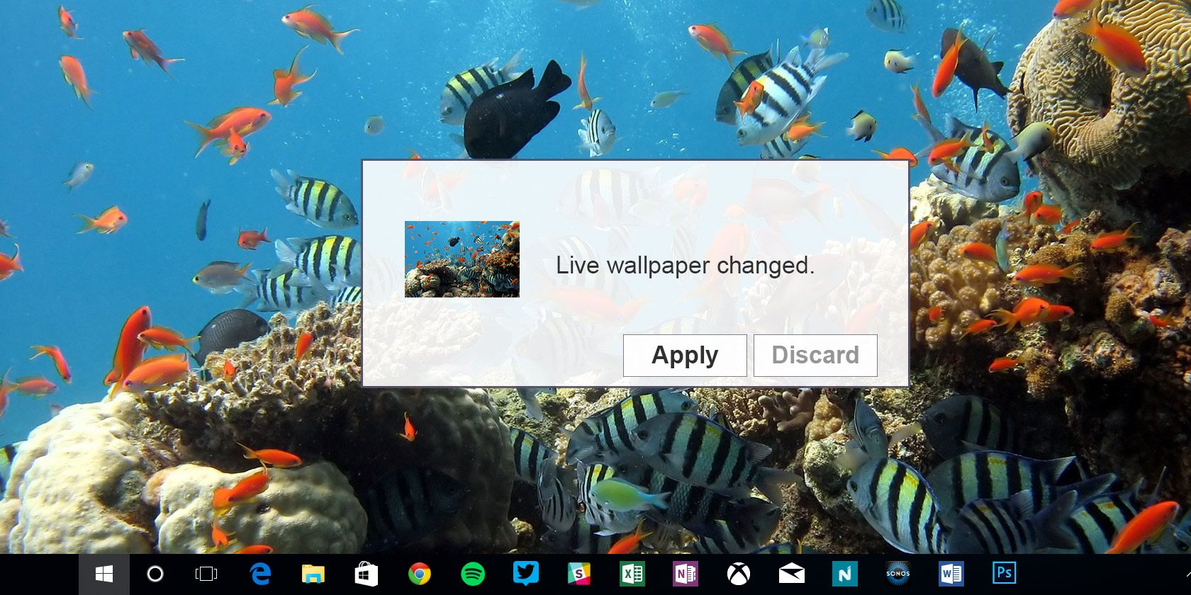 How to Set Live Wallpapers & Animated Desktop Backgrounds ...