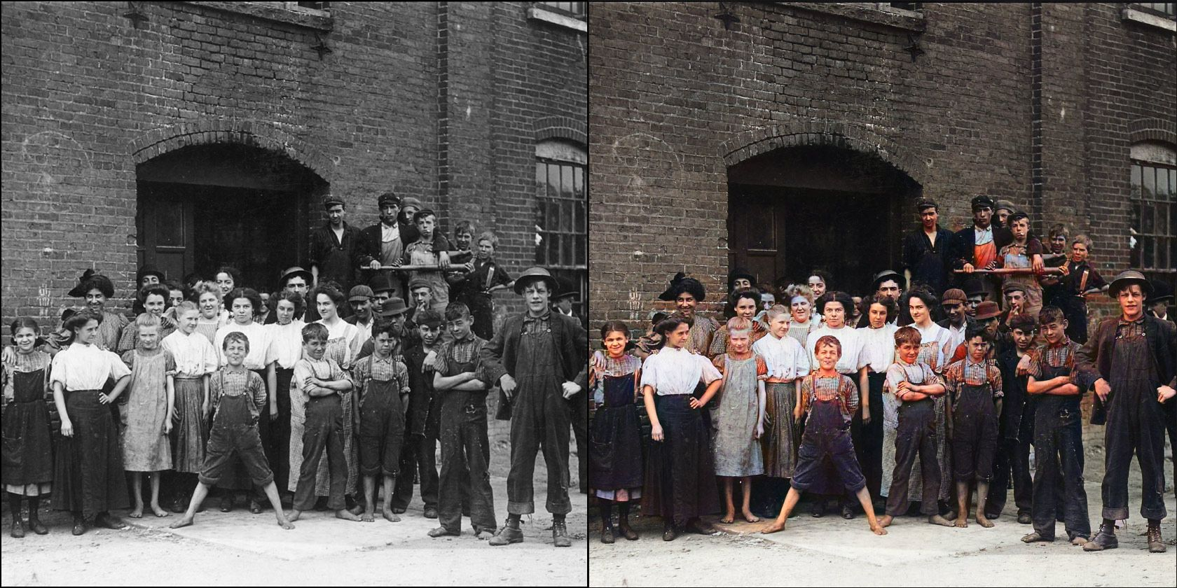 6 AI Tools That Add Color to Old Black and White Photos